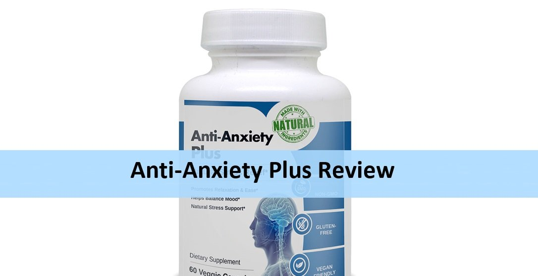 Vitabalance Anti Anxiety Plus Review