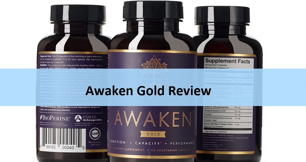 Awaken Gold Review – A Nootropic Stack That Works?