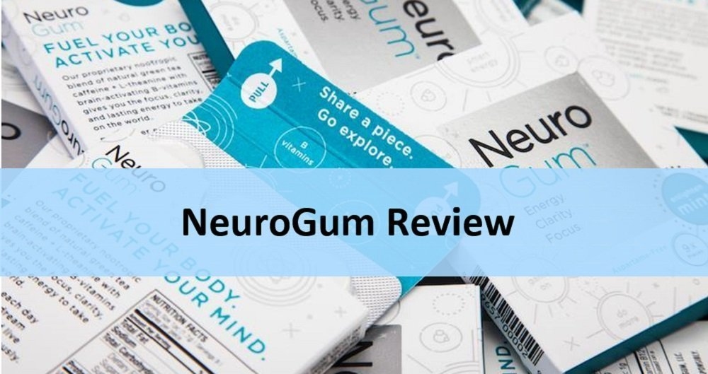 NeuroGum Review: Is This Energy Gum Worth Munching On?