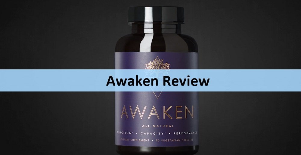 Awaken Review (Updated): Alchemy Brain Supplement Exposed