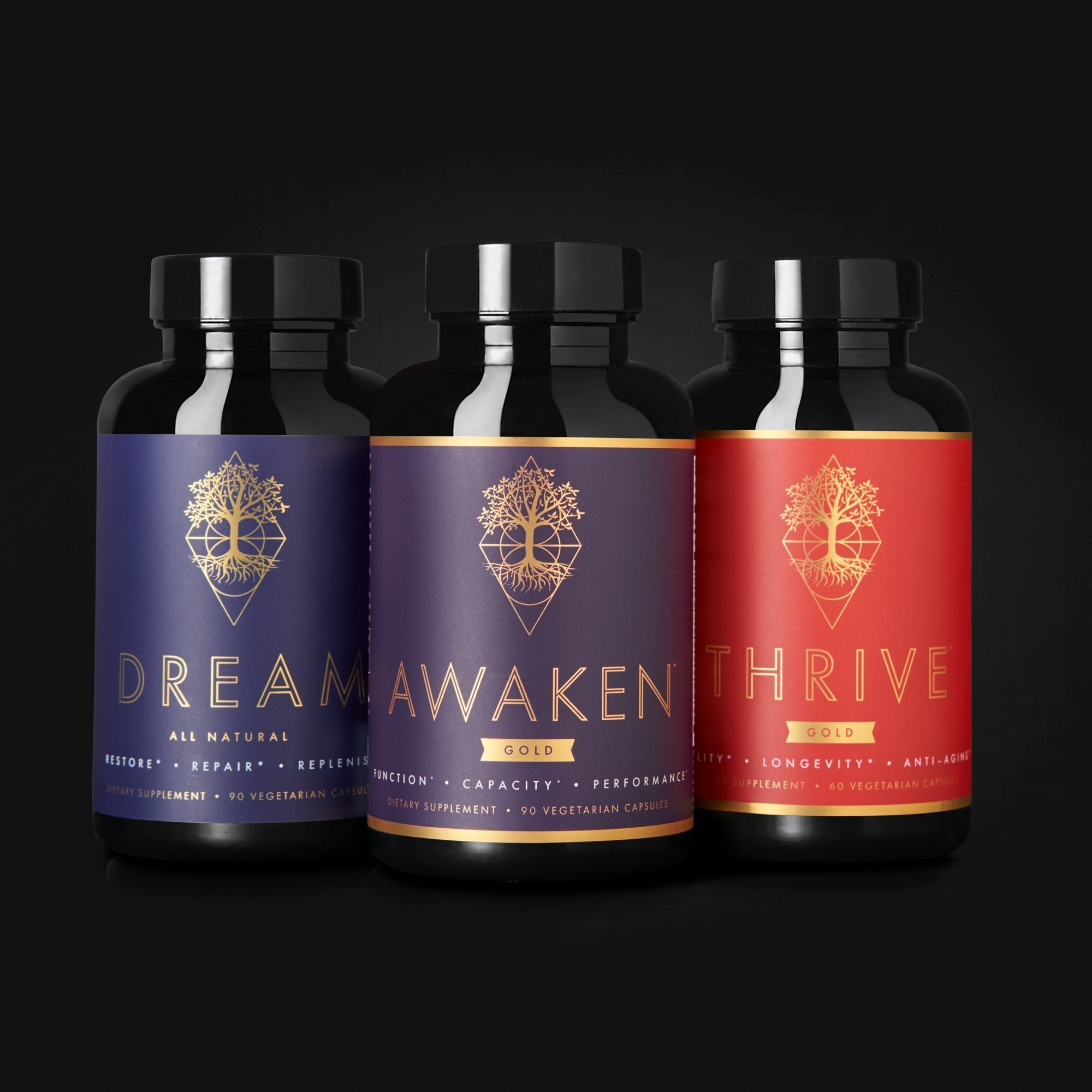 Awakened Alchemy Supplements