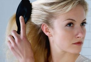 hair regrowth temples female