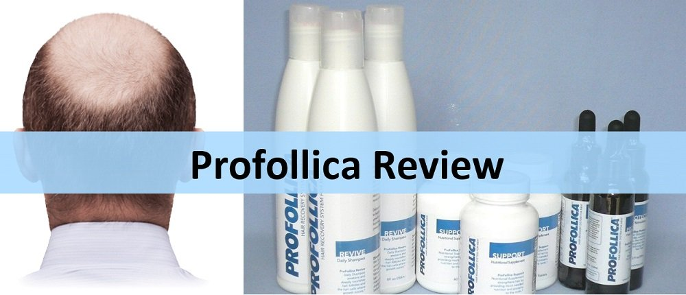 Profollica and Bald Man