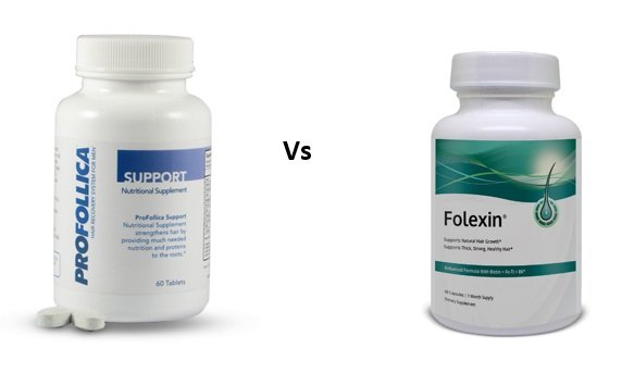 Profollica comparison to alternative
