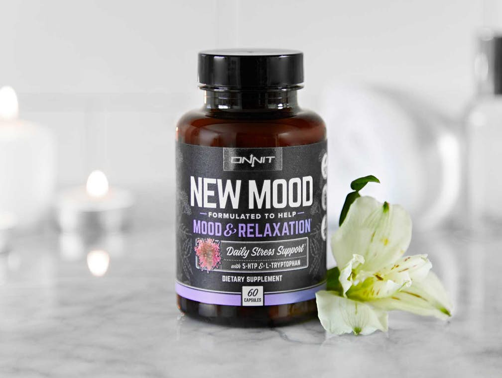 New Mood Bottle from Onnit