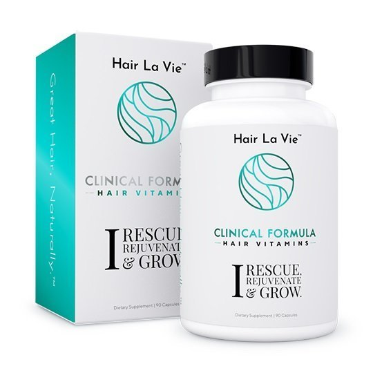 Clinical Formula by Hair La Vie
