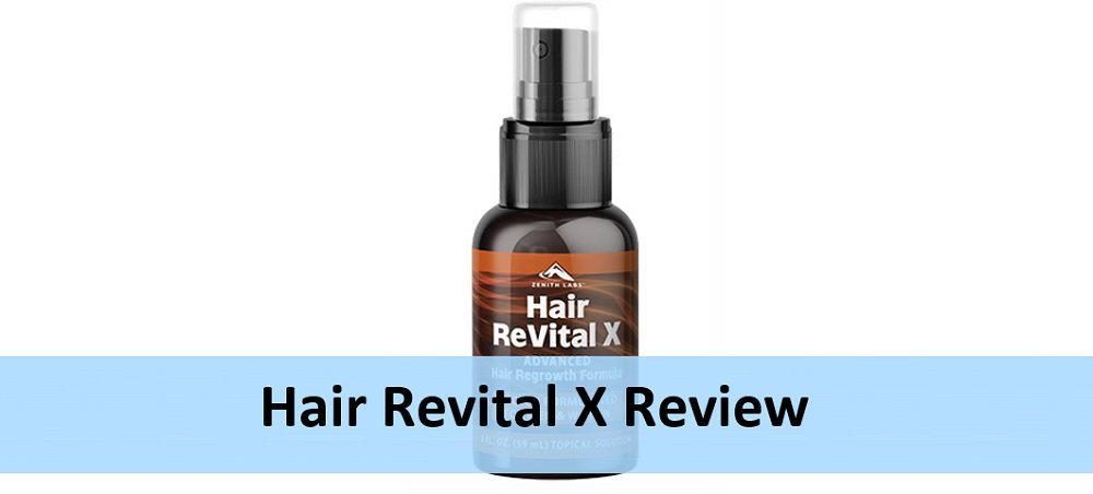 Hair Revital X Review: A Good Hair Growth Supplement?