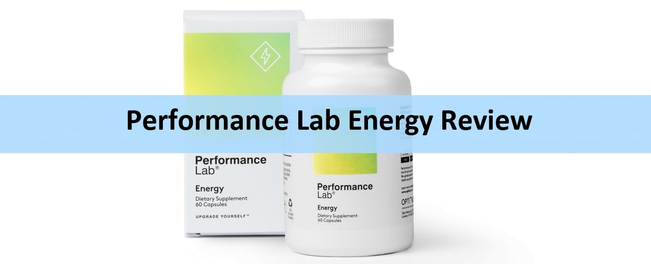 Performance Lab Energy Reviewed: A Stim-Free Energy Booster?