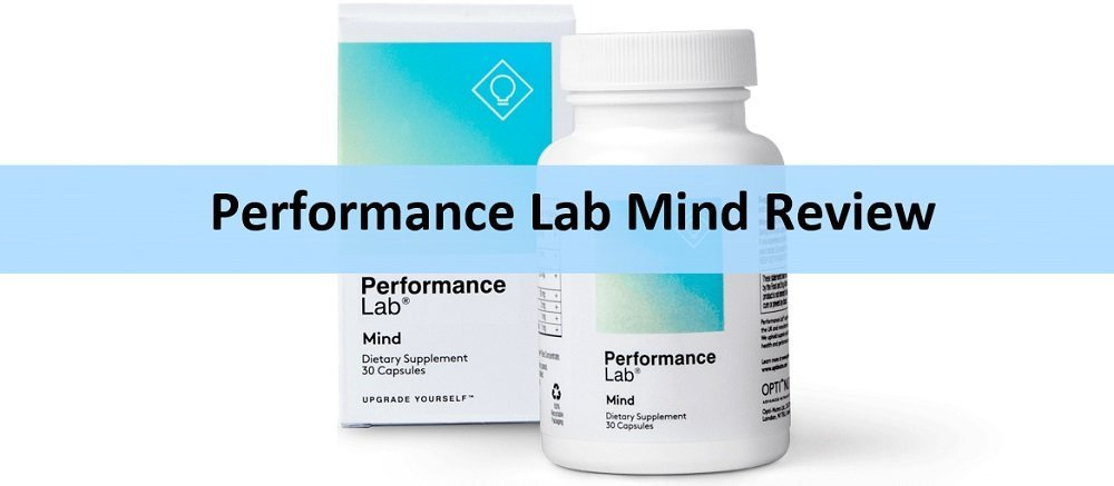 Performance Lab Mind Review: Ingredients, Pros & Cons
