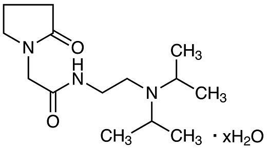 Pramiracetam for anxiety