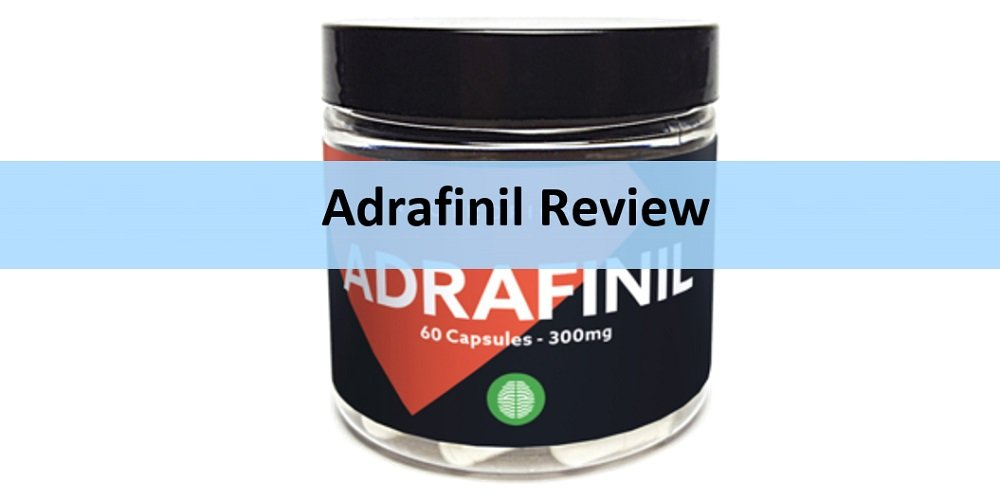 Adrafinil Pills in a Jar