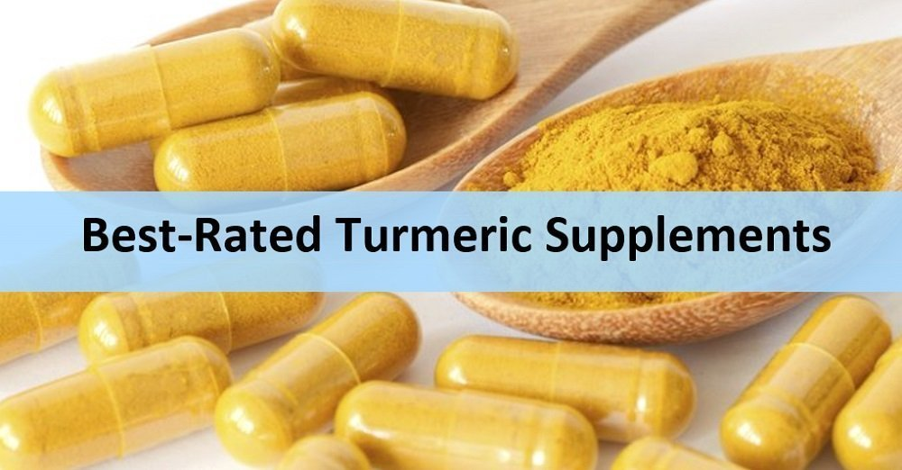 Best Turmeric Supplements in 2020: Curcumin Pills Reviewed