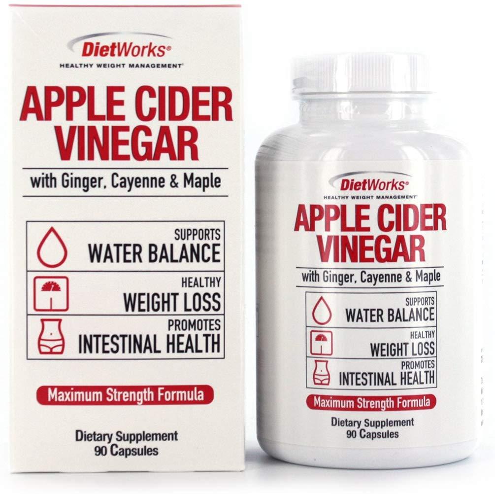 Dietworks Apple Cider Vinegar review