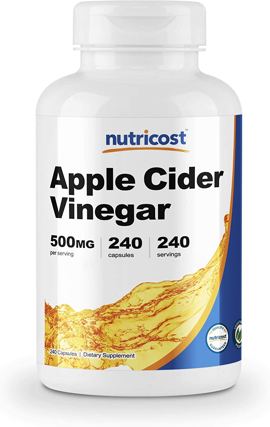 Nutricost 500mg ACV