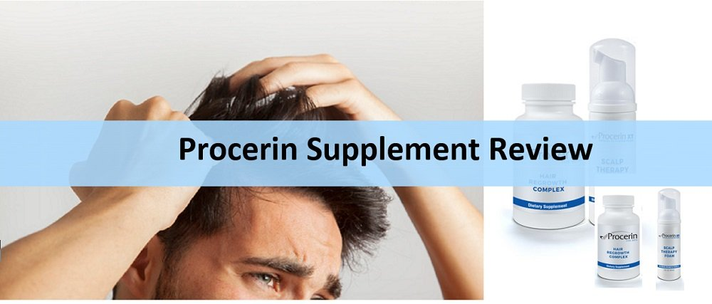 Is Procerin A Good Hair Loss Product? Unbiased Review