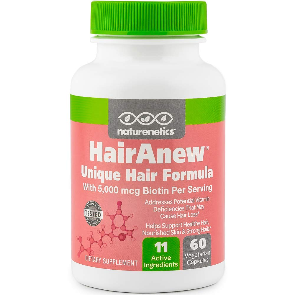 Best hair growth supplements that work