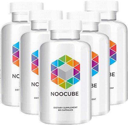 5 Bottles of NooCube