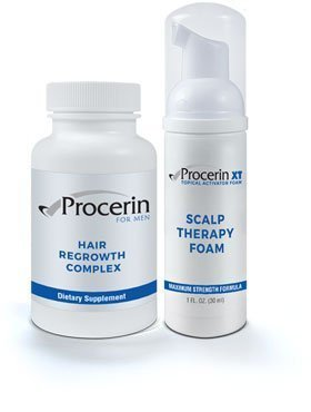 Procerin hair growth pills