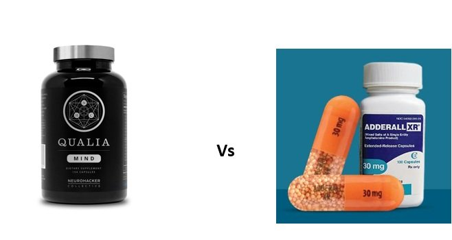 Qualia vs Adderall