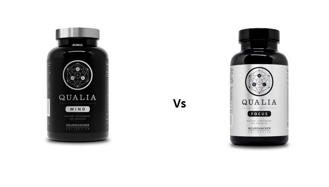Qualia Focus vs Mind