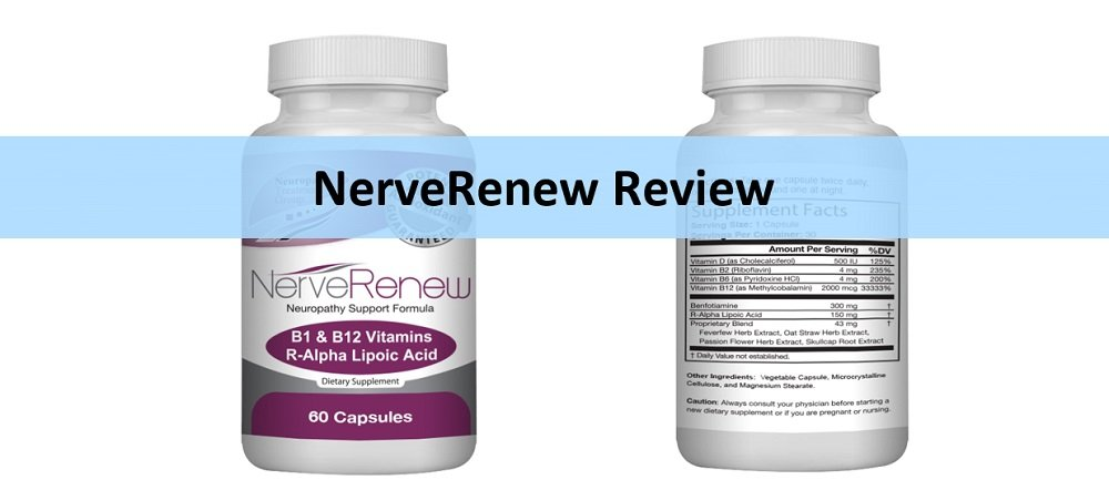 Nerve Renew Review: Good Neuropathy Cream?
