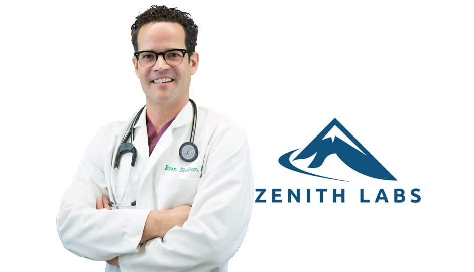 Hair Revital X Inventor Dr. Ryan Shelton of Zenith Labs