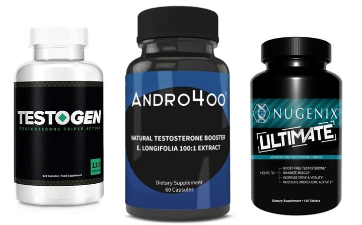 Andro400 Testogen and Nugenix Alternatives