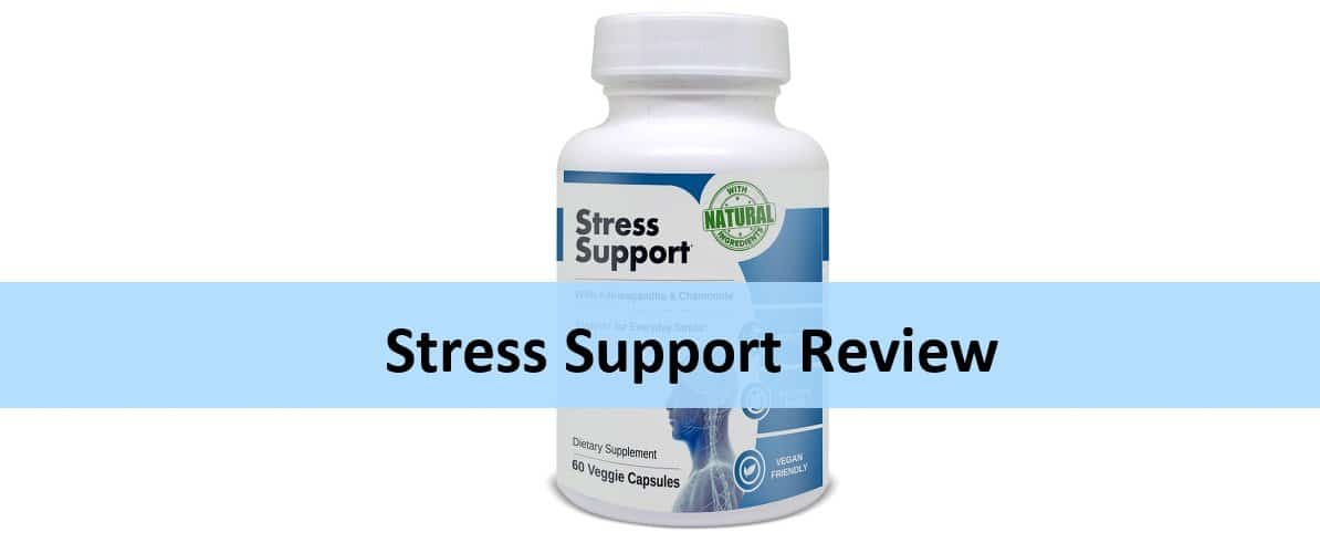 Stress Support by VitaBalance Review: Our Thoughts
