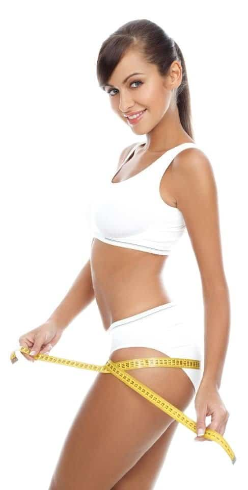 How long to lose fat around hips and thighs