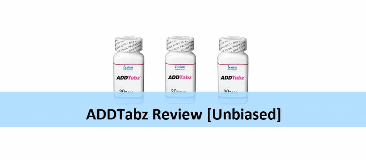 ADDTabz Review: A Good OTC Replacement for Adderall?