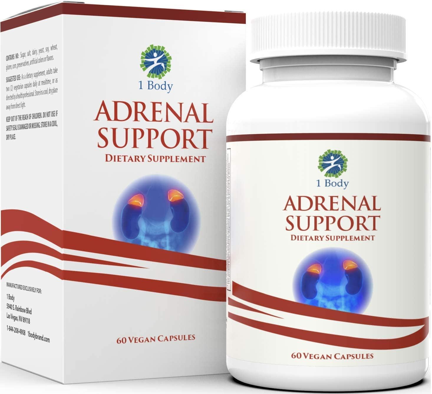 1 Body Addrenal Support