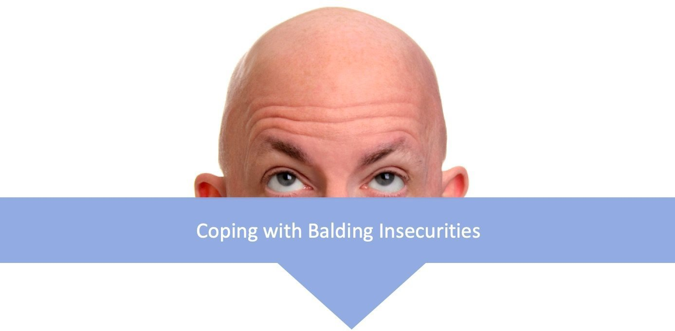 How to Deal with Insecurities After Hair Loss