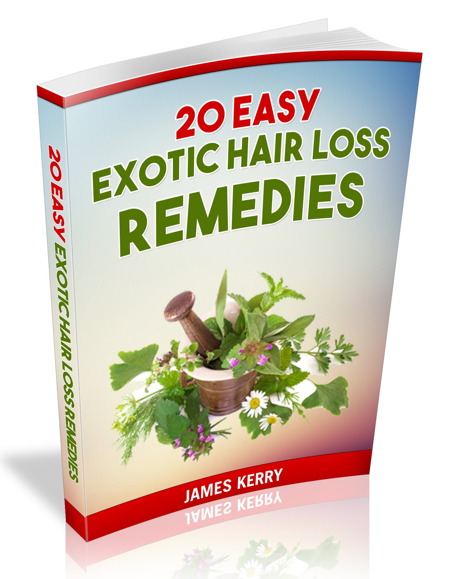 Hair Loss Recovery Free eBook