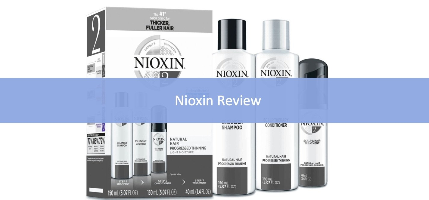 Nioxin Review copy