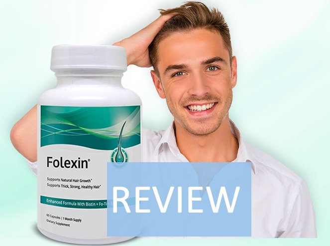 Folexin review main image from official website