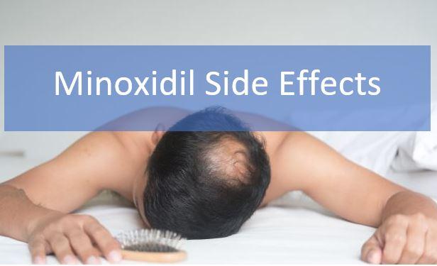 Minoxidil side effects